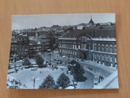 LIEGE La Place Saint-lambert Et L'ancien Palais Des Princes -évéques+ Tram - Belgien