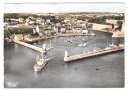 Belle Ile En Mer (56 - Morbihan) Le Palais - Le Port - Belle Ile En Mer