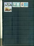 S.VINCENT 100 DIOCES DE WINDWARD ISLANDS 4 VAL NEUFS A PARTIR DE 0.60 EUROS - St.Vincent (...-1979)
