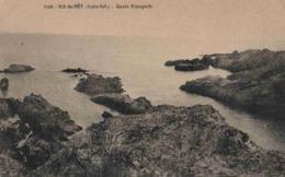 CPA   Piriac Sur Mer Ile Du Mêt - Piriac Sur Mer