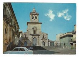 1350 - FRANCOFONTE LA CHIESA MADRE SIRACUSA 1970 CIRCA - Siracusa