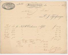 Nota Minnertsga 1857 - Paardentredmolen - Paesi Bassi