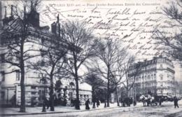 75 - PARIS 14 -  Place Denfert Rochereau - Entrée Des Catacombes - District 14