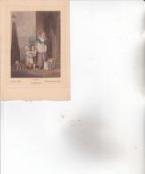 CPA ILLUSTRATEUR BARDAY 832 .( Marchande De Lait.) - Barday
