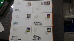 74 Enveloppes 1er Jour Du Liechtenstein Années 60/70. Côte Très Sympa. A Saisir !!! - Timbres