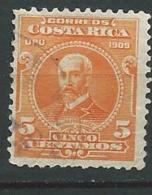 Costa Rica   - -yvert N° 68 Oblitéré   - Az 27605 - Costa Rica