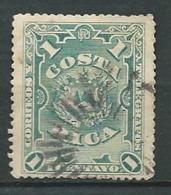 Costa Rica   - -yvert N°  31 Oblitéré  - Az 27615 - Costa Rica