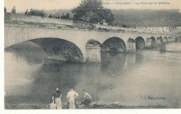 54 // FROUARD    Le Pont Sur La Moselle  419 - Frouard