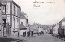 28 - Eure Et Loir -  HANCHES - Rue Principale - France