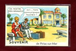 44-CARTE POSTALE DE PIRIAC SUR MER - Piriac Sur Mer