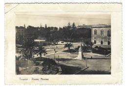 1363 - TRAPANI PIAZZA MARINA 1949 - Trapani