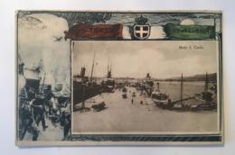 15870 Trieste - Molo S. Carlo - Trieste