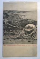 15871 Trieste - Ferrovia Elettrica Trieste - Opcina R - Trieste