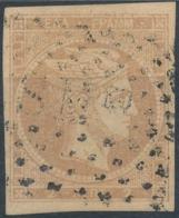 GREECE - 1876/86, Mi27, 2 Lept, Large Hermes - Usati
