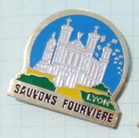 Lyon Fourviere - Steden