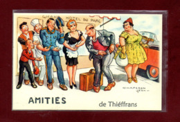 70-CARTE POSTALE THIEFFRANS - Frankrijk