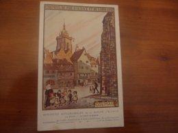 CPA Originale Ancienne Hansi J. J. Waltz édition Chemins De Fer D'Alsace Et De Lorraine Colmar - Hansi