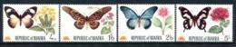 Biafra - Nigeria 1968 Butterflies Set HM (SG Unlisted) - Nigeria (1961-...)