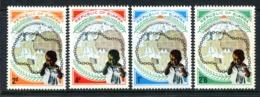 Biafra - Nigeria 1969 Second Anniversary Of Independence Set HM (SG 35-38) - Nigeria (1961-...)