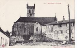 MORESTEL - L'Eglise - Morestel