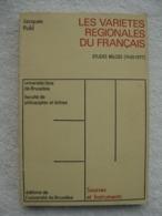Linguistique Patois Dialectes – Jacques Pohl - EO 1979 – Peu Courant Rare Introuvable - Bélgica