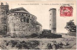 FR66 PERPIGNAN - Nd 8 - Château Roussillon - La Tour - Belle - Perpignan