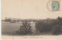 C. P. A. - NEUILLY SUR MARNE -  VILLE EVRARD - VUE DES QUARTIERS DE L'ASILE - PRÉCURSEUR - A. BREGER - - Neuilly Sur Marne