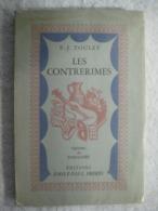 La Contrerime De P.-J. Toulet - édition 1939 – Rare Tirage Limité - Poëzie