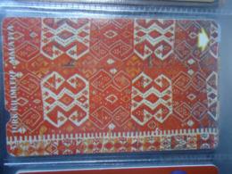 TURKEY   USED CARDS  POPULAR ART - Turquie
