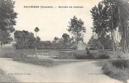 FAVIERES ENTREE DU MARAIS - Frankrijk