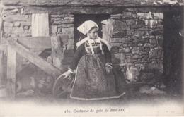 Costume De Gala De BEUZEC - Beuzec-Cap-Sizun