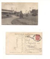 FB54 POSTCARD Russia Odessa 1913 Stamp - Russia