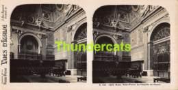 ANCIENNE PHOTO STEREOSCOPIQUE STEREOVIEW FOTO STEREO VUES D'ITALIA - ROME SAINT PIERRE LA CHAPELLE DU CHOEUR - Stereo-Photographie