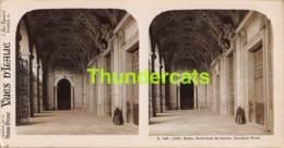 ANCIENNE PHOTO STEREOSCOPIQUE STEREOVIEW FOTO STEREO VUES D'ITALIA - ROME SAINT JEAN DE LATRAN - Stereo-Photographie
