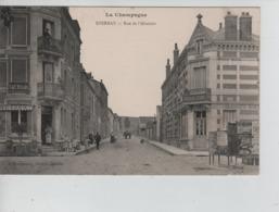 CBPNCPF11/ France CP Epernay Rue De L'Abattoir 'La Champagne' Animée Neuve - Epernay