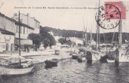SAINT-MANDRIER - Le Creux Saint-Georges - Saint-Mandrier-sur-Mer