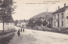 Vosges - Saint-Maurice - Route De Bussang - Autres Communes