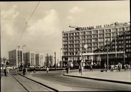 Cp Berlin Mitte, Alexanderplatz - Germany