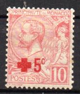 Col18  Monaco N° 26 Neuf X MH Cote 10,00 € - Monaco