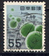 JAPON - 576° - PLANTE D'EAU - 1926-89 Emperor Hirohito (Showa Era)
