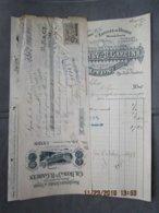 MANUFACTURE D'ARTICLES DE VOYAGE MAROQUINERIE Cartables Et Serviettes Pour écoliers CH. BON & Vve R. GARCIN Lyon - 1900 – 1949