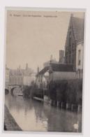 Belgique Bruges Pont Augustine - Brugge
