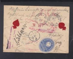 Dt. Reich Brief 1899 Amtlich Geöffnet Kassel - Germania