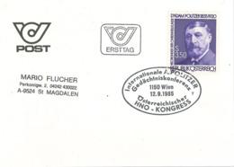 Ádám Politzer War Ein österreichischer Mediziner Auf Dem Gebiet Der Ohrenheilkunde - HNO-Kongress - Célébrités