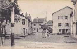 Vosges - Thaon - Place St-Brice - Thaon Les Vosges