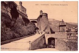 6059 - Monaco - Les Vieux Remparts - N°807 - édit. Giletta - - Terrassen