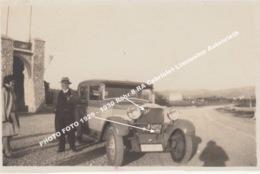 PHOTO 6,5 X 4 Cm FOTO 1929 - 1930 Röhr 8 RA Cabriolet-Limousine Autenrieth - Voitures De Tourisme