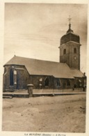 25 - La Rivière (Doubs) - L'Eglise - Sous La Neige - Francia