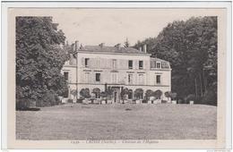 CRISSE CHATEAU DE L'HOPITAU TBE - Francia