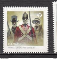 Canada, MNG, Militaria, Fantôme, Ghost, , Crâne, Skull, Fusil, Rifle, Mythologie, Mythology - Militaria